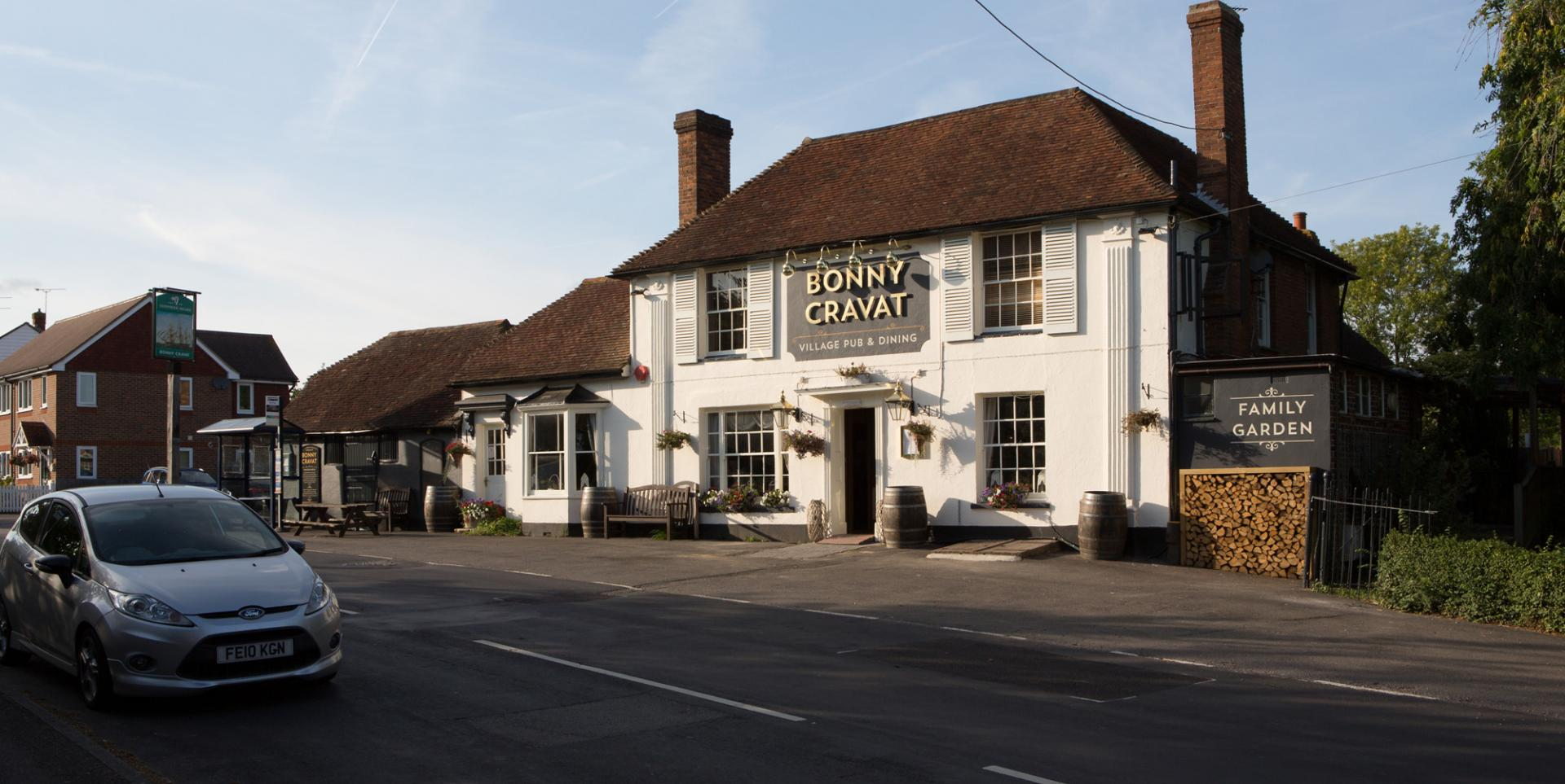 Bony Cravat, Woodchurch, Ashford